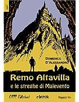 Remo Altavilla e le Streghe di Malevento (LaVerde)