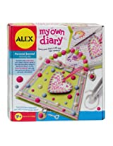 ALEX® Toys - Craft My Own Diary 74W