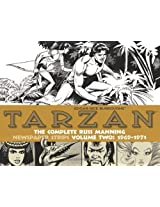 Tarzan: The Complete Russ Manning Newspaper Strips: 1969-1971 Volume 2