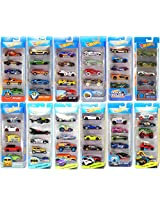 HOT WHEELS 5CARS SETS-12 (12X5)_FALL 2015 COLLECTION