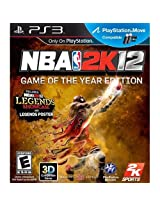 NBA 2K12 GAME OF THE YEAR EDITION