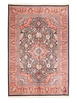 Roubini Srinagar Silk Fine Rug, Multi, 9' 3