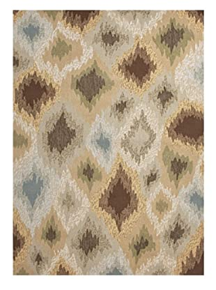 Jaipur Rugs Ithica Indoor/Outdoor Rug (Brown/Ivory)