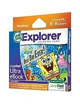 Leap Frog Leap Pad Ultra E Book, Sponge Bob Square Pan