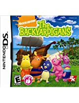 Backyardigans (Nintendo DS) (NTSC)