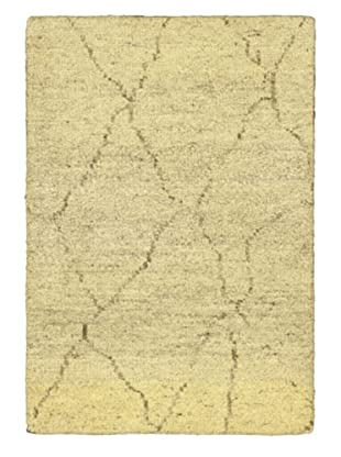 Marakesh Modern Rug, Cream, 2' x 2' 1