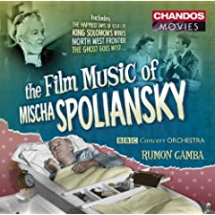 Film Music of Spoliansky