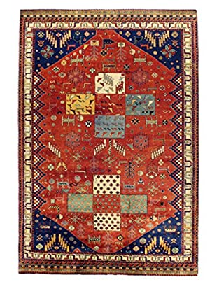 Bashian Rugs One-of-a-Kind Hand Knotted Lori Rug, Rust, 6' 10
