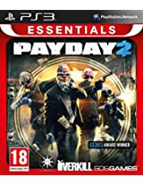 Payday 2: Essentials (PS3)