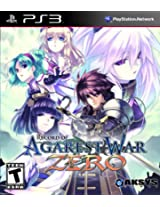 Record Agarest War Zero
