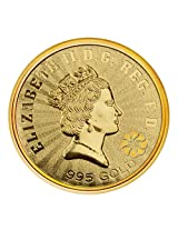 PPG Queen Elizabeth Gold Coins 750mg