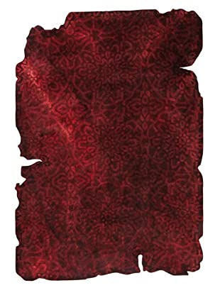 MAT Vintage Jalwa Rug (Dark Red)