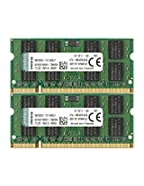 Kingston KTA-MB667K2/4G 4GB DDR2 SDRAM 667MHz DDR2667/PC25400 200-Pin Memory Module