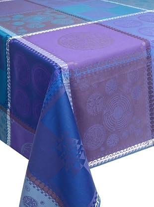 Garnier-Thiebaut Mille Batik Table Cloth (Indigo)