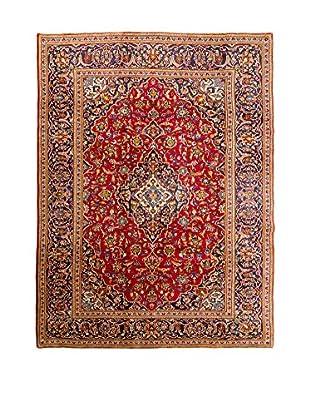 RugSense Alfombra Persian Kashan Rojo/Azul/Marrón 298 x 197 cm