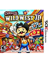Carnival Games Wild West 3D (Nintendo 3DS) (NTSC)