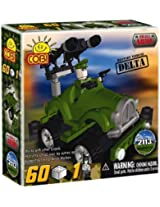 COBI Small Army Delta Vehicle, 60 Piece Set by COBI