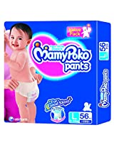Mamy Poko Pants Diapers (56 count)