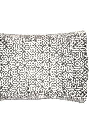 Blissliving Home Set of 2 Plaza Pillowcases (Slate)