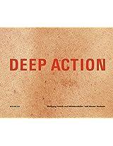 Deep Action: Wolfgang Petrick and Master Students