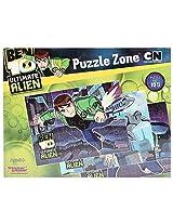 Ben 10 Ultimate Alien Puzzle - Set Of 3