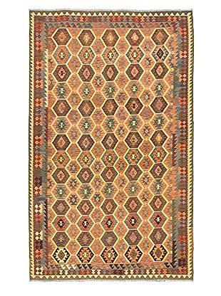 eCarpet Gallery Anatolian Kilim Rug, Copper, 9' x 15'