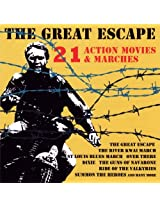 The Great Escape: 21 Action Movies & Marches
