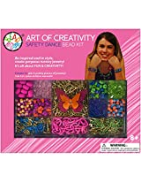 Bead Bazaar Safety Dance Bead Kit
