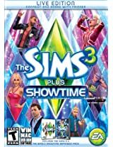 The Sims 3 Plus Showtime (PC)