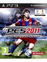 Pro Evolution Soccer 2011 (PS3)