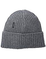 Coal Men's Emerson Merino Wool Beanie, Charcoal, One Size