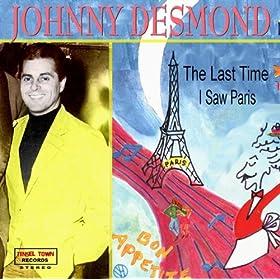 ♪Last Time I Saw Paris/Johnny Desmond | 形式: MP3 ダウンロード