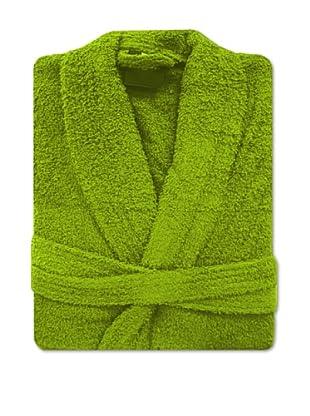 Manterol Albornoz Liso Algodón (Verde)
