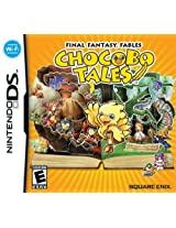 Final Fantasy Fables: Chocobo Tales - Nintendo DS