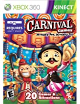 Carnival Games: Monkey See Monkey Do (Xbox 360)