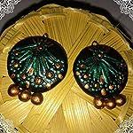 Terracotta earrings jhumkas-baali