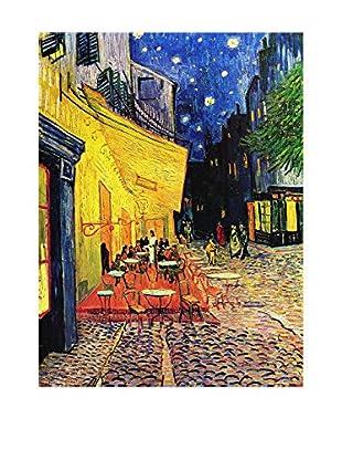 Picture Lienzo Terrazza Del Caffè In Place Du Forum Arles Di Notte - Van Gogh Vincent