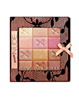 Physicians Formula Shimmer Strips All-in-1 Custom Nude Palette for Face & Eyes, Warm Nude, 0.26 Ounce