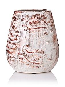 Mercana Castea Vase (White)
