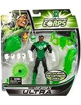 DC Universe Total Heroes Ultra 6 Inch Action Figure Green Lantern Corps - John Stewart
