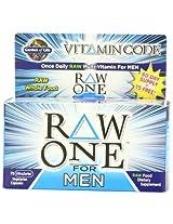 Garden of Life Vitamin Code Raw One for Men