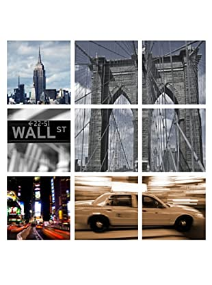 Art Addiction NYC V2, Polyptych