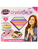 Cra Z Art Crystal Craze Wrist Wrap Bracelets Set