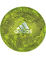 adidas X Glid Rubber Football, Size 5 (Yellow)