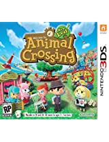 Animal Crossing New Leaf (Nintendo 3DS) (NTSC)