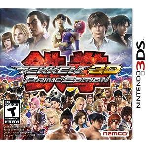 Tekken 3D - Prime Edition (Nintendo 3DS) (NTSC)