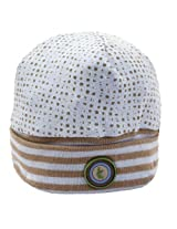 Collage Boy Hat|Blue Dots Size, 1-3M