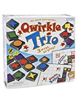 Mindware Qwirkle Trio, Multi Color