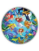 Round Table Puzzle Kids Edition Mermaids (50 Piece) By A Broader View