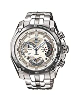Casio Edifice EF-550D-7AVDF-ED391 (ED391) Silver Watch - For Men